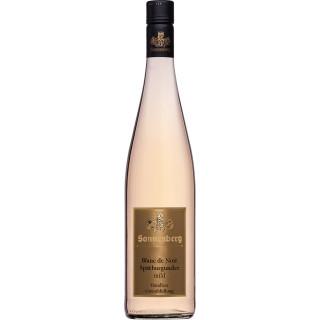 2020 Blanc de Noir Spätburgunder lieblich - Weingut Sonnenberg