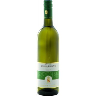 2017 Weissburgunder Weißwein Trocken VDP.Gutswein - Weingut Markgraf von Baden - Schloss Salem
