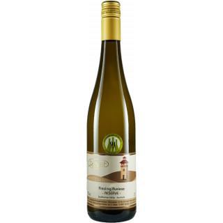 2019 Riesling Auslese --Reserve-- feinherb Best of Riesling 91 Punkte Saulheimer Hölle - Familienweingut Dechent
