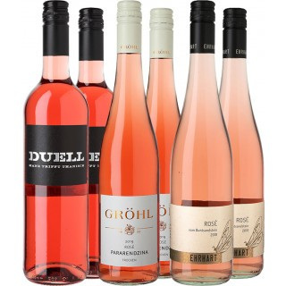 Letzte Flaschen Rosé Paket - WirWinzer Select