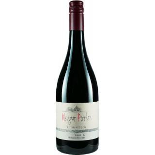 "2019 Cuvée Rot ""Vision-C-Rotwein"" trocken - Weingut Pitthan"