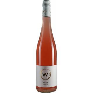 2018 Rosé feinherb - Weinmanufaktur Weyer