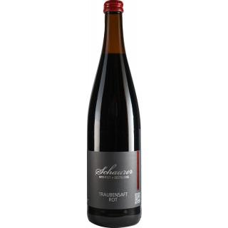 Traubensaft rot alkoholfrei - Weingut Schaurer