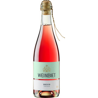 2019 Rosé Secco feinherb - Weinbiet Manufaktur