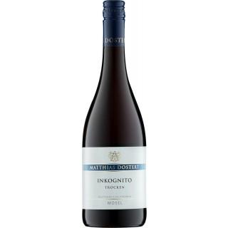2020 Inkognito Rotweincuvée aus Dornfelder und Spätburgunder trocken - Weingut Matthias Dostert