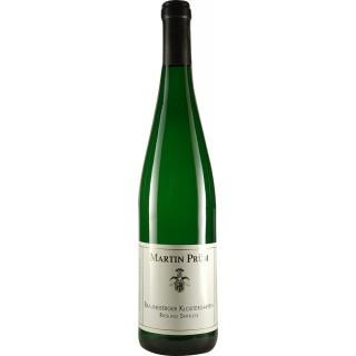 2015 Brauneberger Klostergarten Riesling Spätlese edelsüß - Weingut Martin Prüm