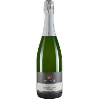 2018 Riesling Sekt trocken - Weingut Weyh
