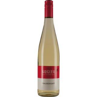 2018 KOEGLER Weißer Traubensaft - Weingut Koegler