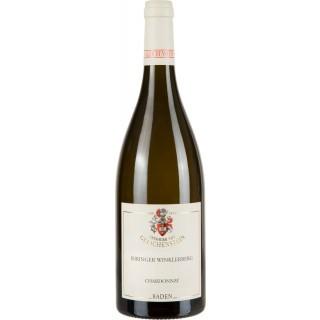 2016 Ihringer Winklerberg Chardonnay trocken - Weingut Freiherr von Gleichenstein