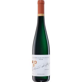 2017 Dhroner Hofberger Riesling Spätlese - Bischöfliche Weingüter Trier