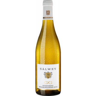 2016 Henkenberg Weißburgunder GG trocken - Weingut Salwey