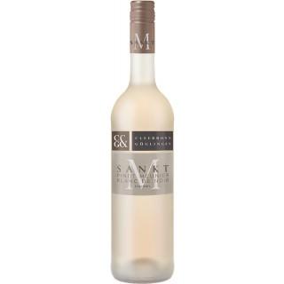 2018 Sankt M Pinot Meunier blanc de noir trocken - Weingärtner Cleebronn-Güglingen
