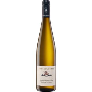 2017 Brauneberger Juffer Riesling (nur noch wenige Fl. verfügbar!) trocken - Weingut Martin Conrad