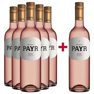 5+1 Paket Rosé Bio - Weingut Payr