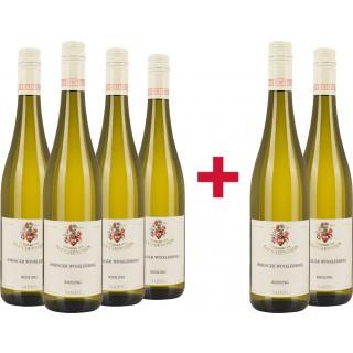 4+2 Paket Ihringer Winklerberg Riesling - Weingut Freiherr von Gleichenstein