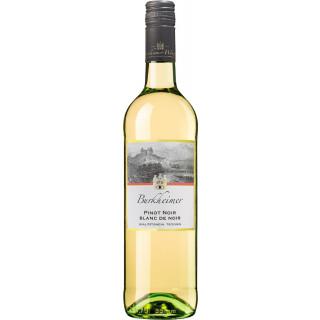 2020 Burkheimer Pinot Noir Blanc de Noirs trocken - Burkheimer Winzer