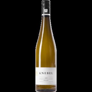 2016 Riesling von den Terrassen trocken - Weingut Knebel