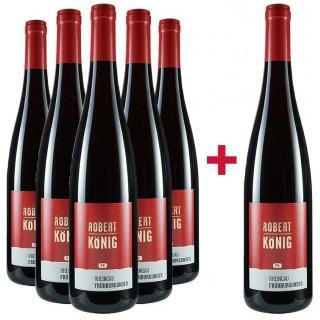 5+1 Paket 2019 Rheingau Frühburgunder - Weingut Robert König