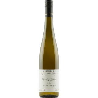 2018 Riesling Spätlese trocken - Weinhaus Siegmund & Klingbeil