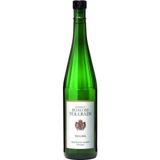 2017 Riesling Qualitätswein halbtrocken - Schloss Vollrads