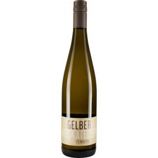 2017 Gelber Muskateller Qualitätswein feinherb - Weingut Nehrbaß
