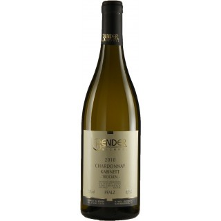 2018 Chardonnay trocken - Weingut Michael Bender