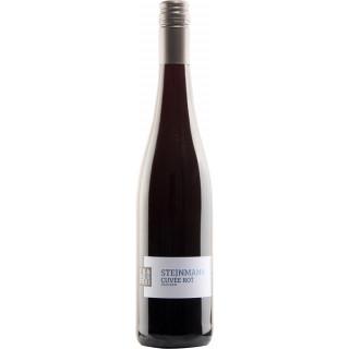 2018 Frank&Frei Cuvée Rot QbA Trocken - Weingut Artur Steinmann