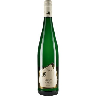 2019 Grüner Silvaner QbA Feinherb - Weingut Ritter