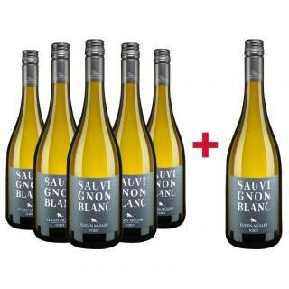 5+1 Sauvignon Blanc trocken Paket - Weingut Eugen Müller