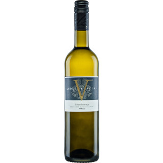 2018 Chardonnay trocken - Weingut Knöll & Vogel