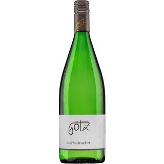 2019 Morio lieblich 1,0 L - Weingut Götz