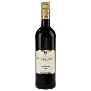 2016 Lemberger Qualitätswein feinherb - Weingut Rolf Heinrich