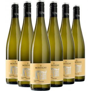 Paket Kreuznacher Scheurebe trocken - Weingut S. J. Montigny