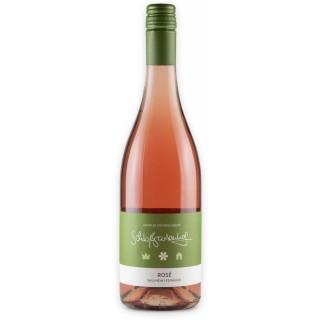 2019 Saulheimer Rosé feinherb - Weingut Schloßgartenhof