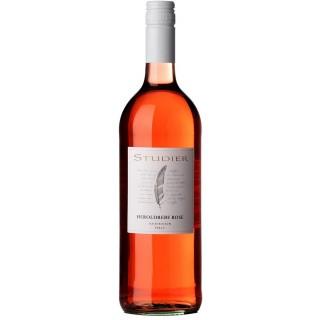 2019 Heroldrebe Rosé halbtrocken 1L - Weingut Studier