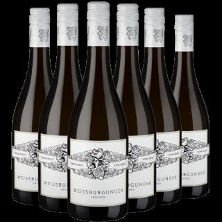 von Buhl Weißburgunder 5+1 Paket - Weingut Reichsrat von Buhl