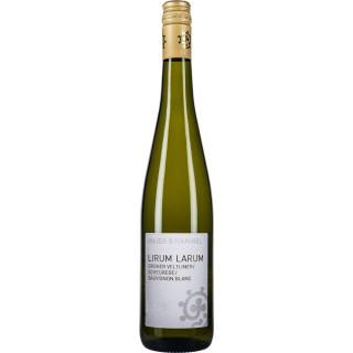 2018 LIRUM LARUM Cuvée weiß trocken - Weingut Hammel