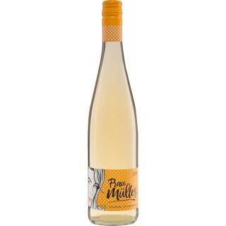 2018 frau.müller feinfruchtig - Weingut Dahms