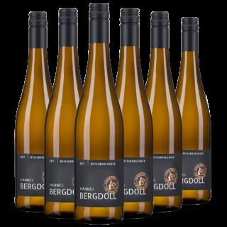 Weißburgunder-Paket - Hannes Bergdoll Weine
