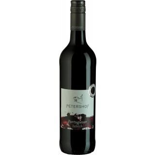2015 Portugieser Lieblich - Weingut Petershof