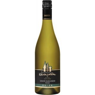 2019 Grauer Burgunder trocken Elegance - Weinmanufaktur Weingarten