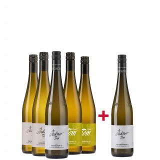 5+1 Tom Dockner Entdecker-Paket - Weingut Tom Dockner