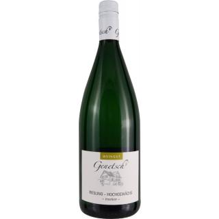 2019 Riesling Hochgewächs trocken 1,0 L - Weingut Genetsch