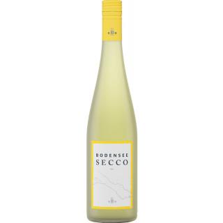 Bodensee-Secco Weiss - Weingut Markgraf von Baden - Schloss Salem