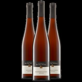 Riesling-Lagen-Triologie-Paket-Weingut Bischel