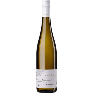 2019 Grauer Burgunder trocken - Weingut Mussler