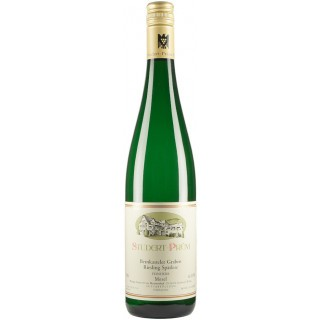 2016 Bernkasteler Graben Riesling Spätlese feinherb - Weingut Studert-Prüm