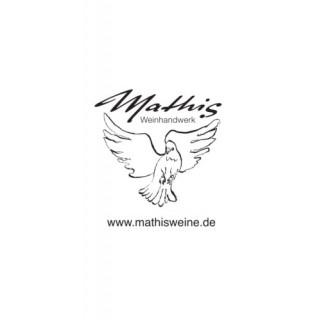 2018 Blanc de Noir- Merlot Rosé QbA feinherb - Weingut Mathis