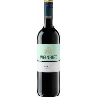 2018 Merlot trocken - Weinbiet Manufaktur
