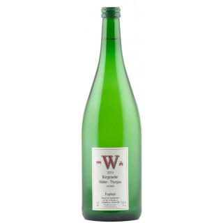 2018 Bürgstadter Müller - Thurgau 1 Liter QbA trocken - Weingut Josef Walter